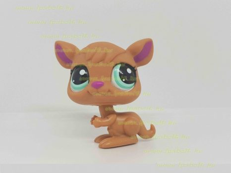 Littlest Pet Shop LPS kenguru figura (használt)