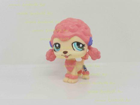 Littlest Pet Shop LPS pudli kutya figura (használt)