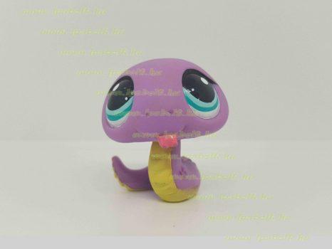 Littlest Pet Shop LPS kígyó figura (használt)