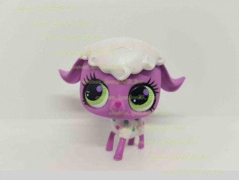 Littlest Pet Shop LPS bárány figura (használt)