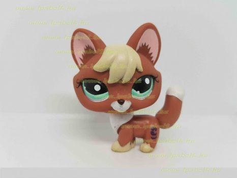 Littlest Pet Shop LPS róka figura (használt)
