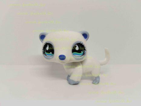 Littlest Pet Shop LPS görény figura (használt)