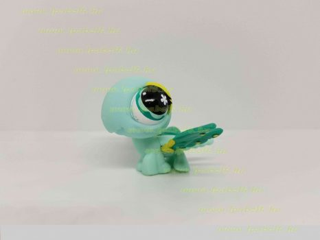 Littlest Pet Shop LPS szitakötő figura (használt)