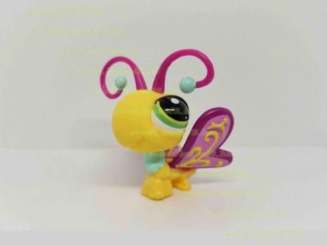 Littlest Pet Shop LPS pillangó figura (használt)