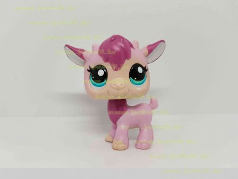 Littlest Pet Shop LPS kecske figura (használt)