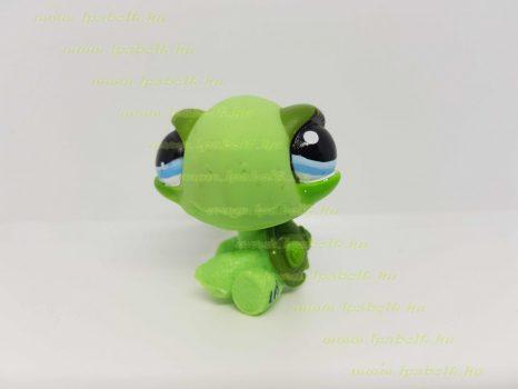 Littlest Pet Shop LPS teknős figura (használt)