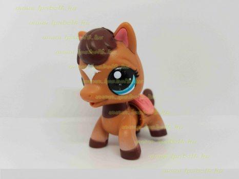 Littlest Pet Shop LPS mozgó ló figura (használt)