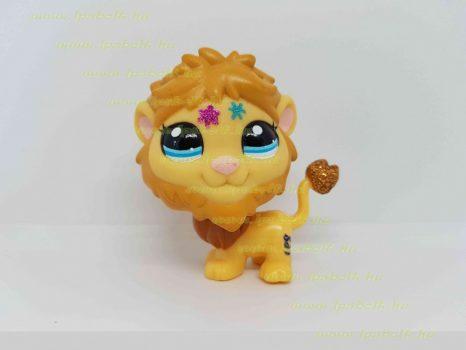 Littlest Pet Shop LPS oroszlán figura (használt)