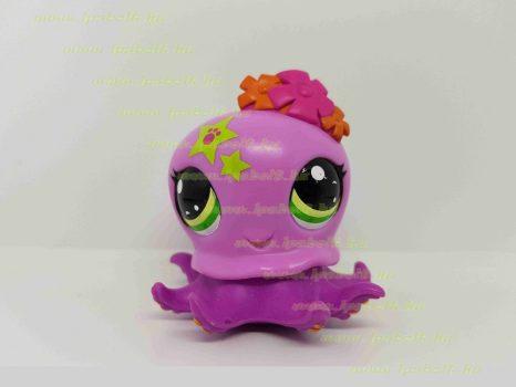 Littlest Pet Shop LPS mozgó polip figura (használt)