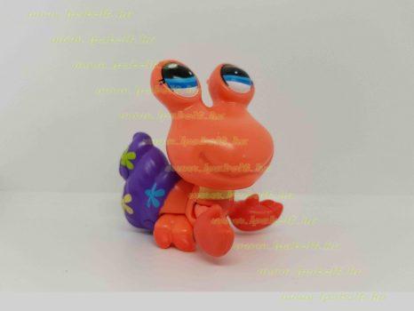Littlest Pet Shop LPS mozgó tarisznyarák figura (használt)
