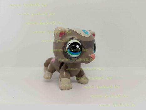 Littlest Pet Shop LPS mozgó görény figura (használt)