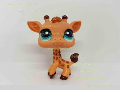 Littlest Pet Shop LPS zsiráf figura (használt)