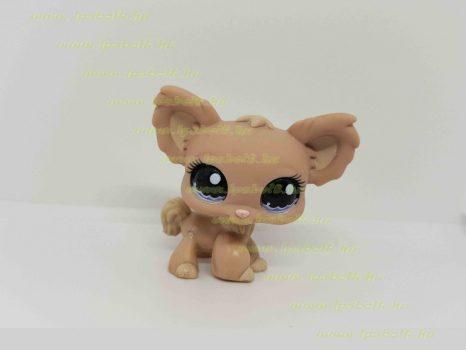 Littlest Pet Shop LPS csivava kutya figura (használt)