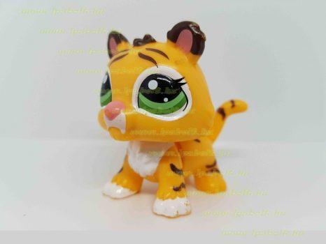 Littlest Pet Shop LPS mozgó tigris figura (használt)