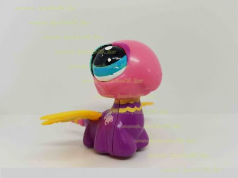 Littlest Pet Shop LPS mozgó szitakötő figura (használt)