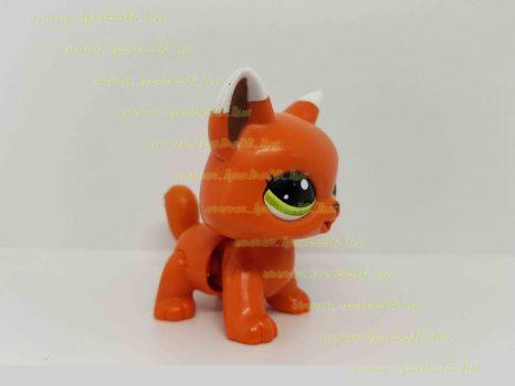 Littlest Pet Shop LPS mozgó róka figura (használt)