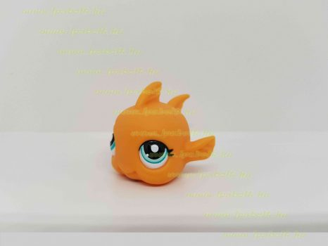 Littlest Pet Shop LPS hal figura (használt)