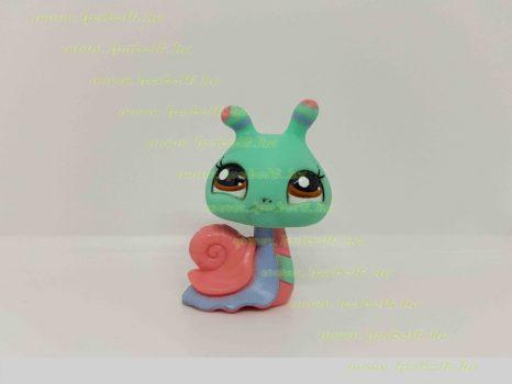 Littlest Pet Shop LPS csiga figura (használt)
