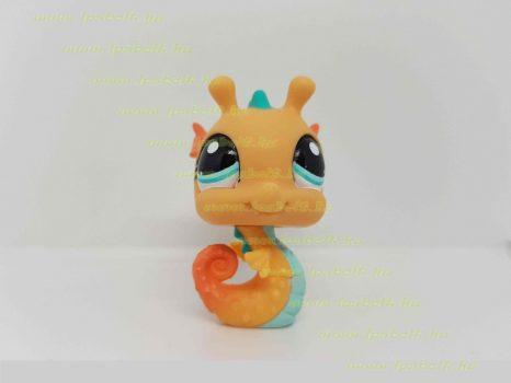 Littlest Pet Shop LPS csikóhal figura (használt)