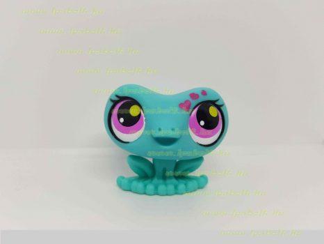 Littlest Pet Shop LPS béka figura (használt)