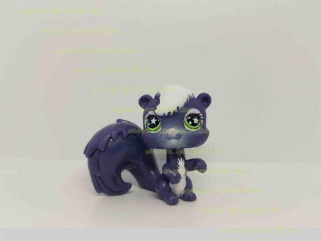Littlest Pet Shop LPS mókus figura (használt)