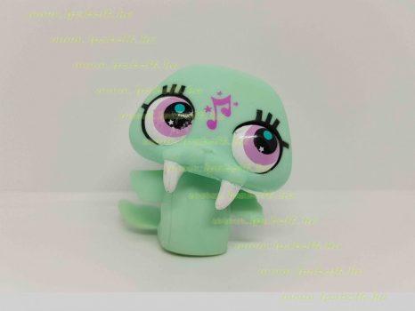 Littlest Pet Shop LPS rozmár figura (használt)