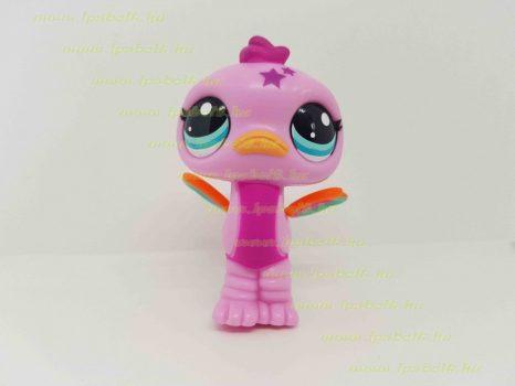 Littlest Pet Shop LPS mozgó madár figura (használt)