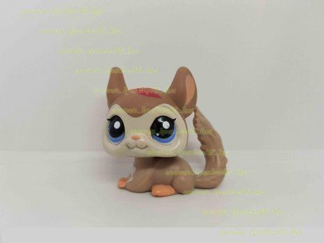 Littlest Pet Shop LPS csincsilla figura (használt)