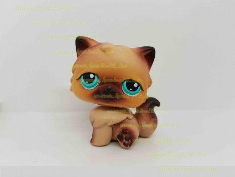 Littlest Pet Shop LPS perzsa cica figura (használt)