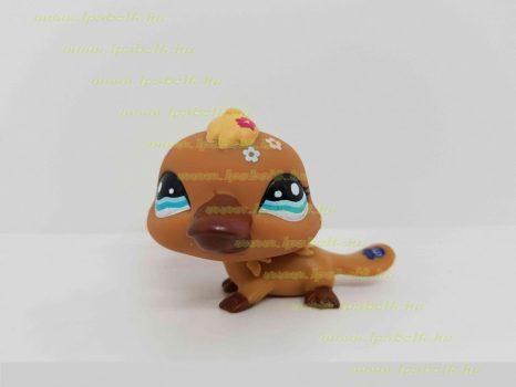 Littlest Pet Shop LPS kacsacsőrű emlős figura (használt)