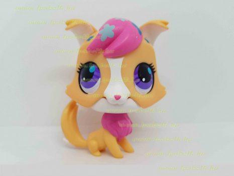 Littlest Pet Shop LPS hangot kiadó kutya figura (használt)