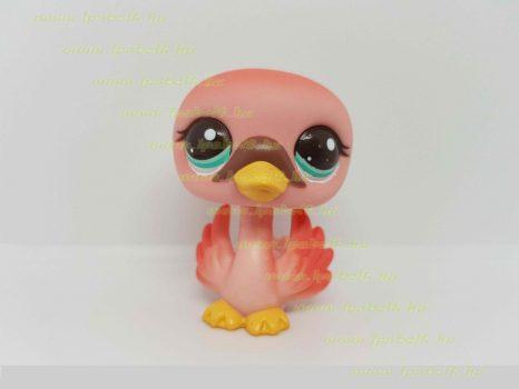 Littlest Pet Shop LPS hattyú figura (használt)