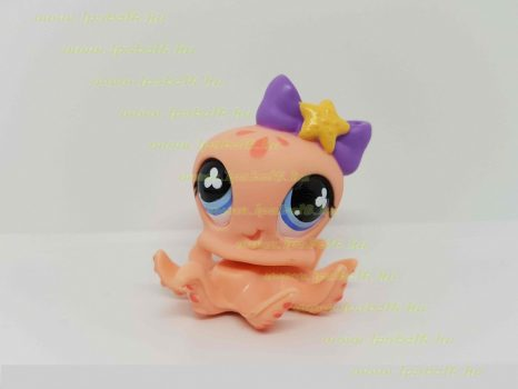 Littlest Pet Shop LPS polip figura (használt)