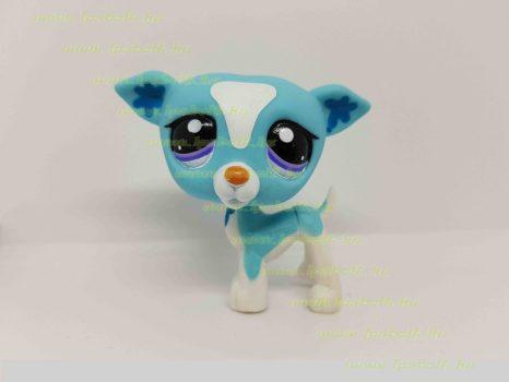 Littlest Pet Shop LPS agár kutya figura (használt)