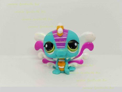 Littlest Pet Shop LPS tündér figura (használt)