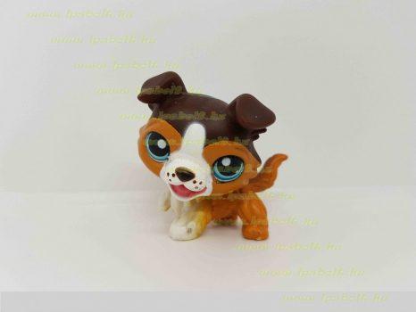 Littlest Pet Shop LPS collie kutya figura (használt)
