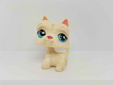 Littlest Pet Shop LPS kutya figura (használt)