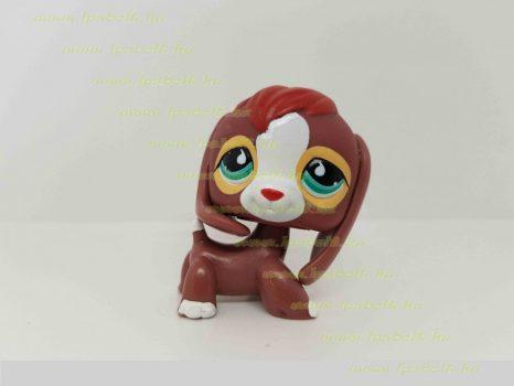 Littlest Pet Shop LPS beagle kutya figura (használt)