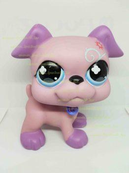 Littlest Pet Shop LPS óriás kutya figura (használt)