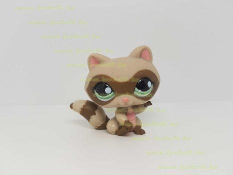 Littlest Pet Shop LPS mosómedve figura (használt)