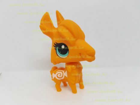 Littlest Pet Shop LPS láma figura (használt)