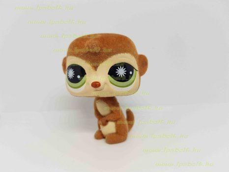 Littlest Pet Shop LPS szurikáta figura (használt)