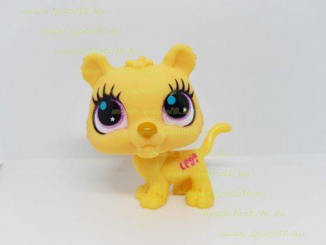 Littlest Pet Shop LPS jaguár figura (használt)