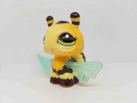 Littlest Pet Shop LPS mozgó méhecske figura (használt)