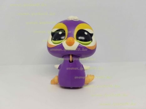 Littlest Pet Shop LPS mozgó pingvin figura (használt)