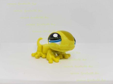 Littlest Pet Shop LPS gyík figura (használt)