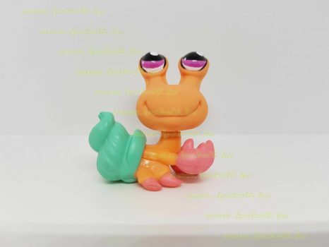 Littlest Pet Shop LPS tarisznyarák figura (használt)