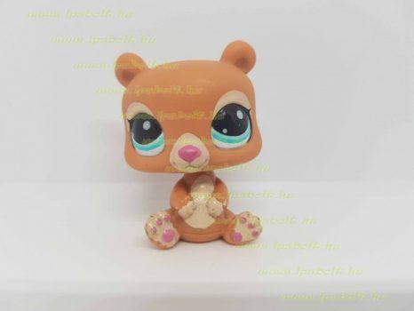 Littlest Pet Shop LPS maci figura (használt)