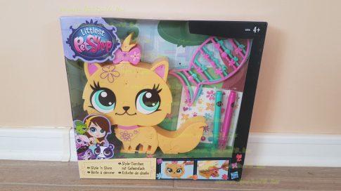 Littlest Pet Shop LPS  figura kreatív szett (új,bontatlan)