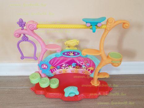 Littlest Pet Shop LPS cirkusz (használt)
